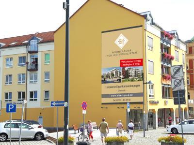 Neubau Johannisplatz 4, Innenstadt in Limbach-Oberfrohna